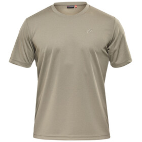 Maier Sports Walter - T-shirt manches courtes Homme - beige